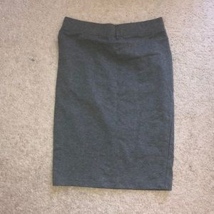 Forever 21 Skirts - Longer pencil skirt